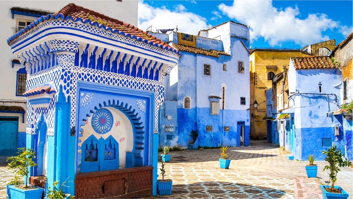 Открытки с марокко