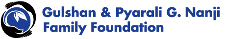 Gulshan and Pyarali G Nanji Family Foundation logo