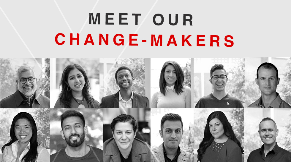 Meet our change-makers
